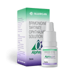 Alphagan® Eye Drops
