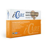 iCare® Hepatitis B (HbsAG) Rapid Screen Test