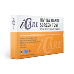 iCare® HIV 1&2 Rapid Screen Test