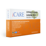 iCare® Syphilis Rapid Screen Test