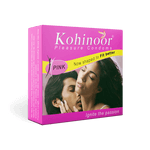 Kohinoor® Pink Condoms