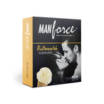 Manforce® Extra Dotted Condoms Butterscotch