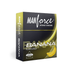Manforce® Intense Condoms Banana