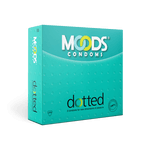 Moods® Dotted Condoms