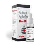 Norflox® Eye and Ear Drops