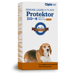 Protektor® Spot-On for Medium Dogs