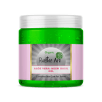 Rustic Art® Organic Aloe Vera-Neem and Basil Gel